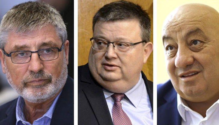 Проверката на ЦУМ-гейт е прекратена заради отказите на Гергов и Цацаров да дават обяснения